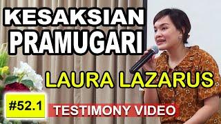 Laura Lazarus ( Kesaksian Pramugari ) - @sangkakamedia