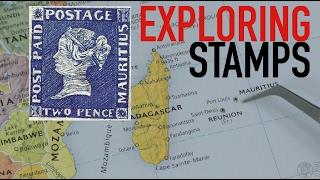 Valuable Stamps Blue Mauritius - S1E3