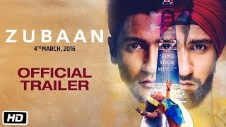 Zubaan Official Trailer | Vicky Kaushal & Sarah Jane Dias | Releasing 4th March 2016