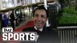 Jockey Victor Espinoza- Me and the Horse I Rode in On Have Lots of Sex!!! | TMZ Sports
