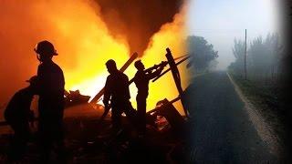 Cháy bãi rác lớn ở Bình Thuận, cả ngàn người dân như
