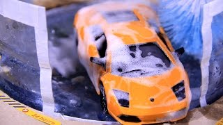 CAR WASH | COMPILATION | Videos For Children | Videos for kids | Автомойка машинок для детей