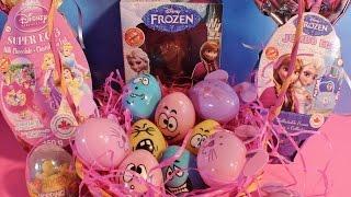 Jumbo Easter Eggs Frozen Disney Princess Funtoys Frozen chocolate Huevos de Pascua gigante