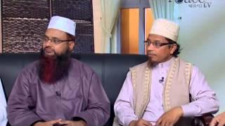 Mawlana Hasan Jamil on Peace tv Bangla (কোরআনের কাহিনী-পর্ব ৬)