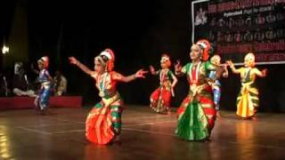 kuchipudi dance-Brahmanjali