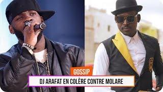 DJ Arafat en colère contre Molare : Ariel Sheney impliqué