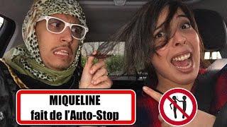 DAHK'MAN - MIQUELINE FAIT DE L'AUTO-STOP ! (+ Bêtisier)