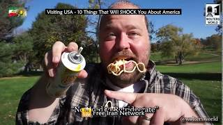 🔵 Visiting USA - 10 FUNNY Things That Will SHOCK You About America 🔴