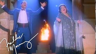 Freddie Mercury & Montserrat Caballé  - Barcelona (Original David Mallet Video 1987)