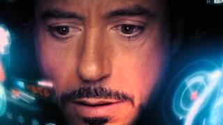 The Avengers Fight Scene: Thor vs Iron Man vs Captain America HD