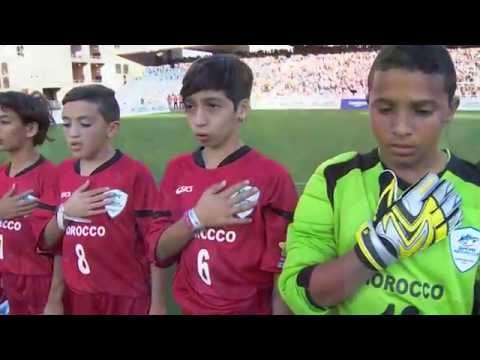 Morocco vs Mexico Final Highlights Danone Nations Cup 2015