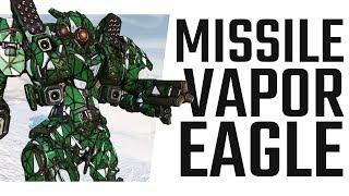 Vapor Eagle Missile Build - Mechwarrior Online The Daily Dose #691