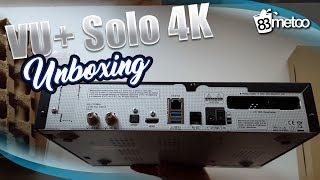 Vu+ Solo 4K Unboxing und Test