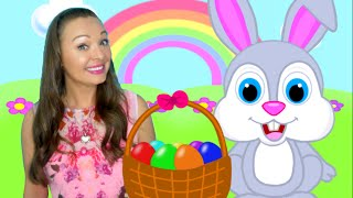 Easter Surprise Eggs | Color Song | Learn Colors for Children, Kids and Toddlers