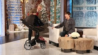 Ashton Kutcher on His New Baby