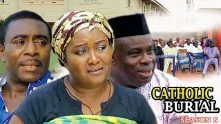Catholic burial season 5  - 2017 Latest Nigerian Nollywood Movie