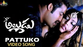 Naa Alludu Video Songs | Pattuko Pattuko Video Song | Jr.NTR, Shriya, Genelia | Sri Balaji Video