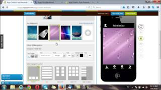 How to make an App for free with App Builder Appy Pie? [2015]