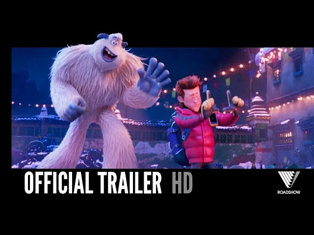 SMALLFOOT | Official Trailer 1 | 2018 [HD]