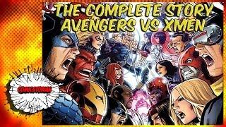 Avengers VS X-Men - Complete Story