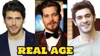Top 11 Most Handsome Turkish Actors Real Age 2019 ||Burak deniz ||Kivanç ||Cagatay ||Kadir
