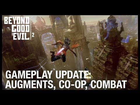 Xxx Mp4 Beyond Good And Evil 2 New Gameplay Update Augments Vehicles Co Op And Spyglass Ubisoft NA 3gp Sex