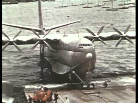 The Giants flying boats