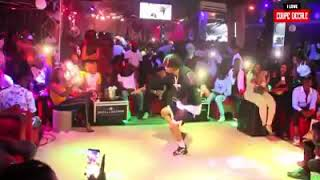 Grand duel sur le son Tchintchin entre Safarel et DJ Arafat