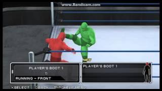 WWE SVR 11 Sami Zayn Moveset