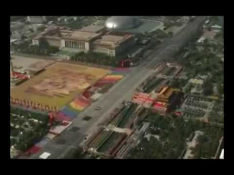 watch Chinese Military Parade with The Imperial March music