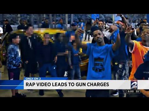 Xxx Mp4 Rap Video Leads To Gun Charges 3gp Sex