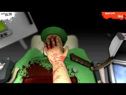 Rage Quit – Surgeon Simulator 2013