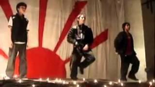 Asian Dance Company - The Future Never Sets
