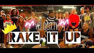 Yo Gotti - Rake It Up ft.Nicki Minaj - Choreography By @theBrooklynJai