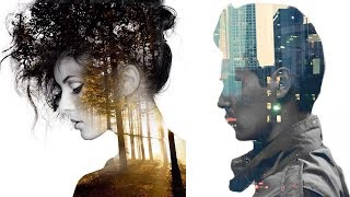 Double Exposure Tutorial | Double Exposure Picsart | Picsart Editing tutorial