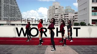 [BAESIK] Worth It - Fifth Harmony ft. Kid Ink / May J Lee Choreography Dance Cover