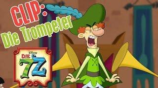 Die 7Z - Clip: Trompeter der Königin | Neue Folgen im Disney Channel