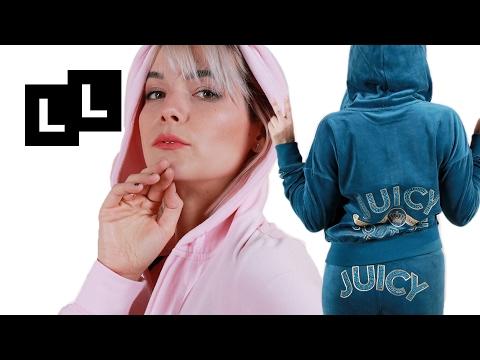 We Tried 2000s Inspired Sweatsuits ᛫ Ladylike