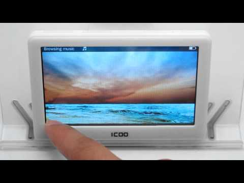 Xxx Mp4 4 3 Inch Icoo K11T Touch Touch Screen 1080P MP3 MP4 PMP MID Player Demo 3gp Sex