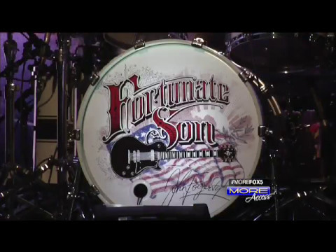 John Fogerty Reunited with Prized Possession