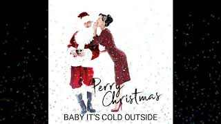 #PerryChristmas - Baby It's Cold Outside (with Melvin @ KISS FM UK)