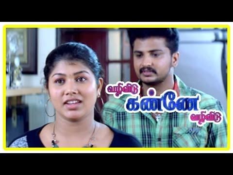 Vazhi Vidu Kanne Vazhi Vidu movie | scenes | Madhu Sree does not want to marry Thamizh | Pandu