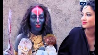 Shivanya tries to save Sesha from goddess Kali's rage