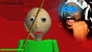 OMGOSH WE FINALLY BEAT IT | Baldi