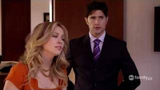 Beauty and the Briefcase funny office scene