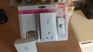 Byron DB333 Twin WiFi Door Bell Review
