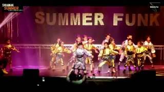 Jabra Song - FAN Shiamak Summer Funk London 2016 Southall Kids shah rukh khan