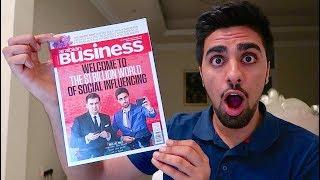 I Became a Business Man ...