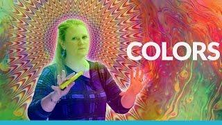 Basic English Vocabulary: COLORS