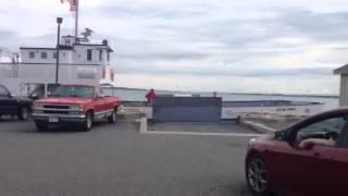 Horne's Ferry Explosion